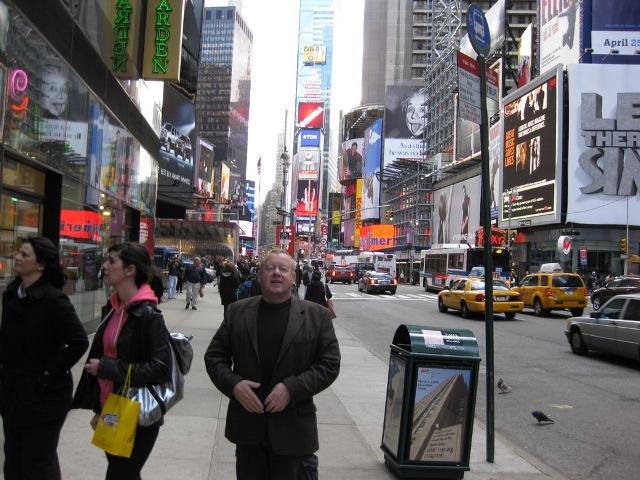 Biggo på äventyr i New York med Yesterday