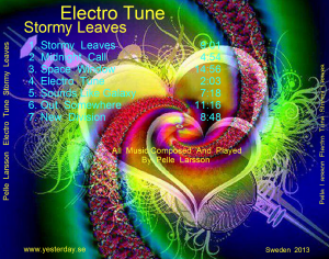 Stormy leaves electro tune