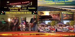Yesterday Live Åmotforsparken