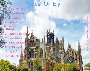 Baksidan på Voice of Ely