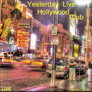 Live på Hollywood Club Wåxnäs
