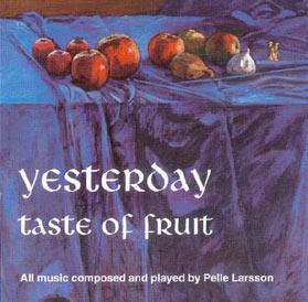 Taste of fruit