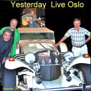 Yesterday Live OSLO